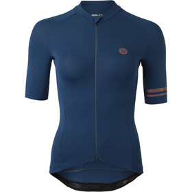AGU Trend Solid II SS Jersey Women, azul